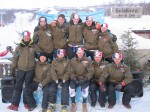 French team, Norway 2010