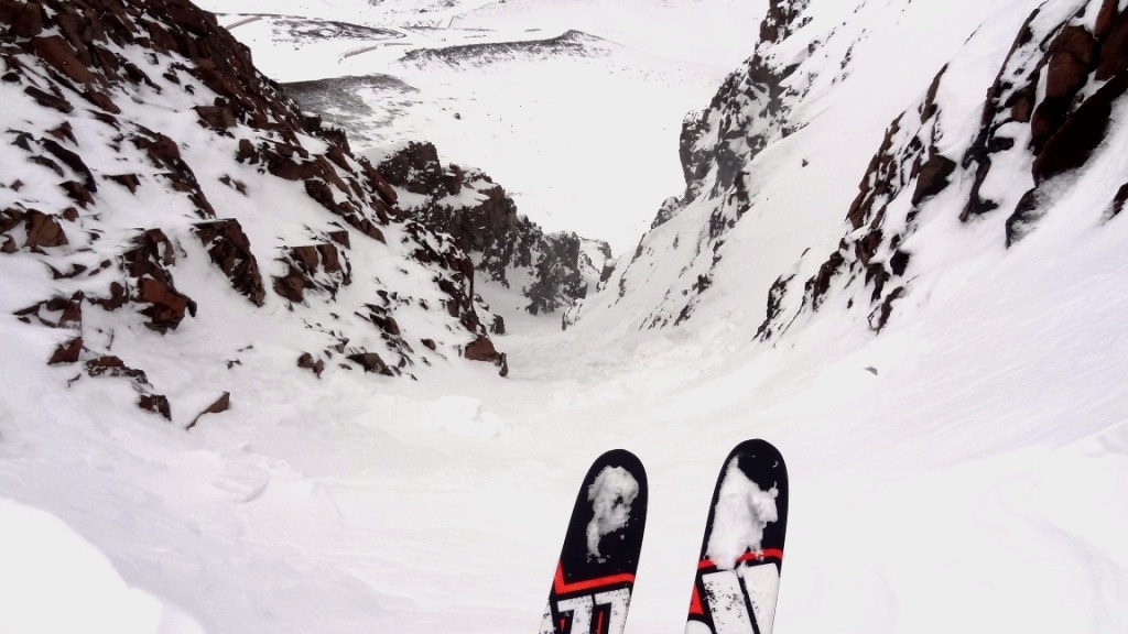 couloir top