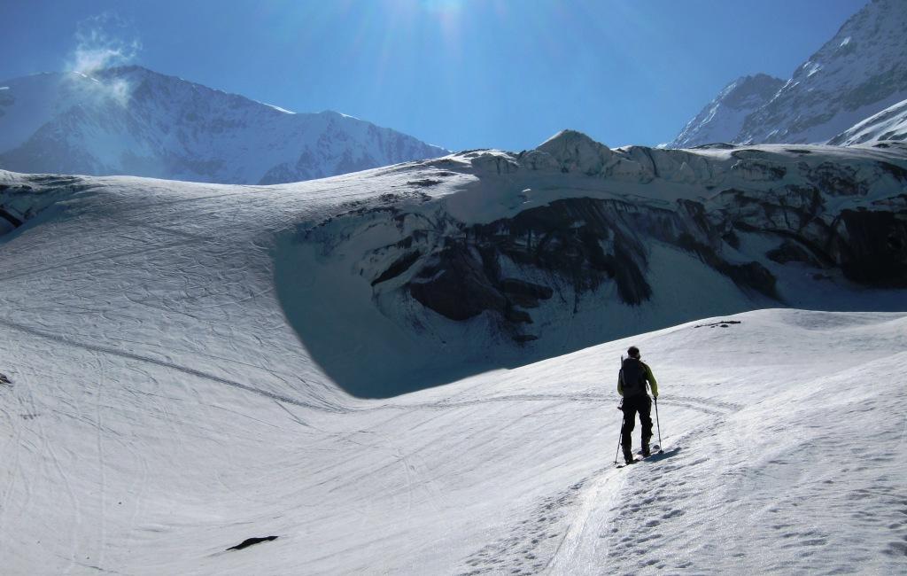 glacier antoine