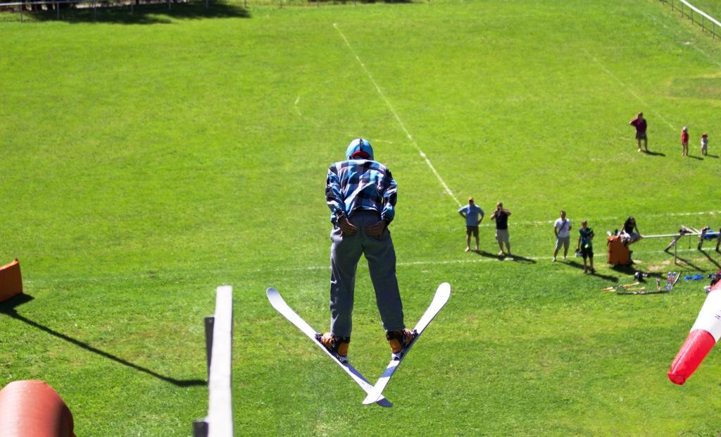 ski jumping antoine