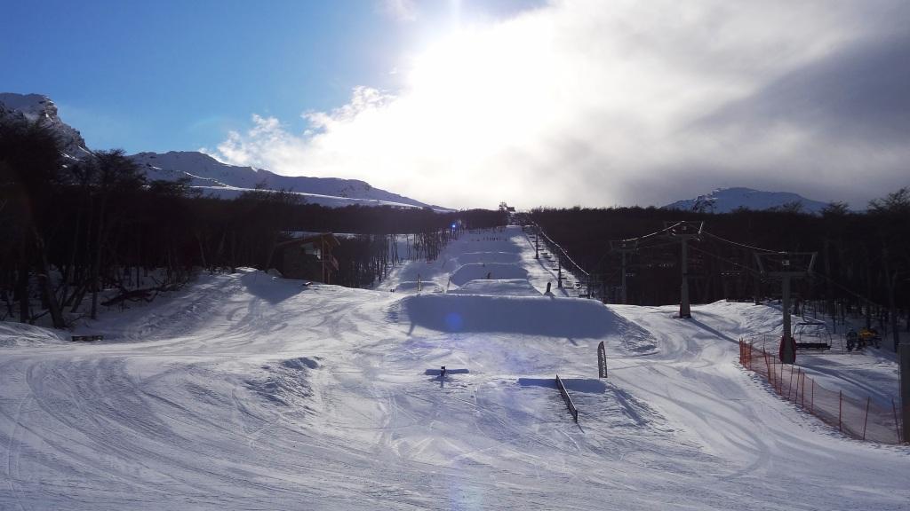 cerro castor snowpark