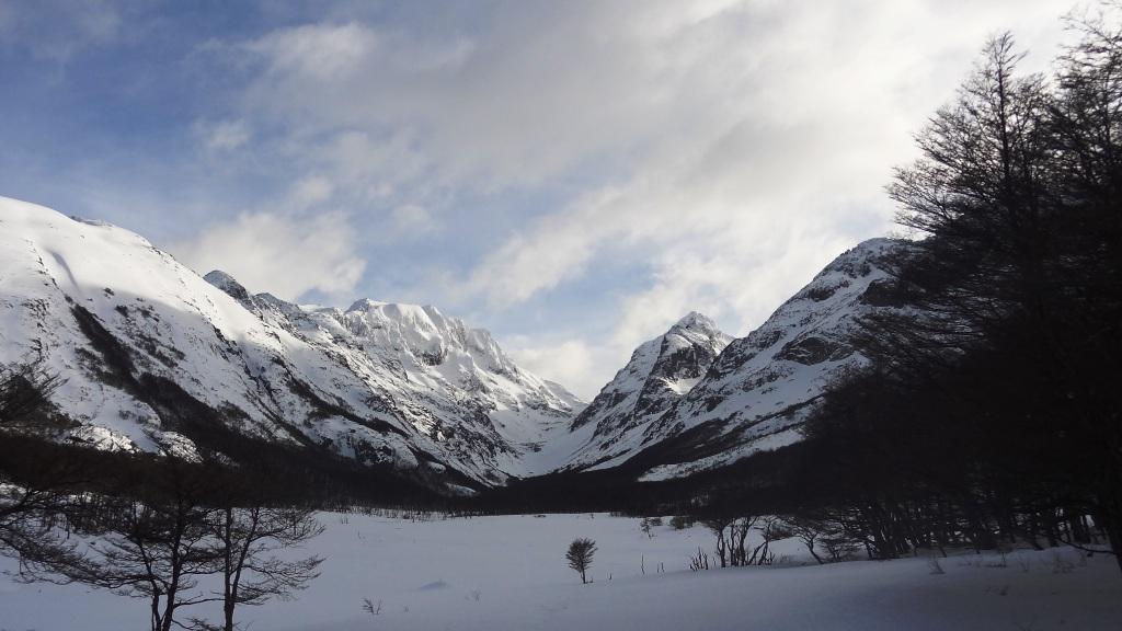Valle cerro alvear