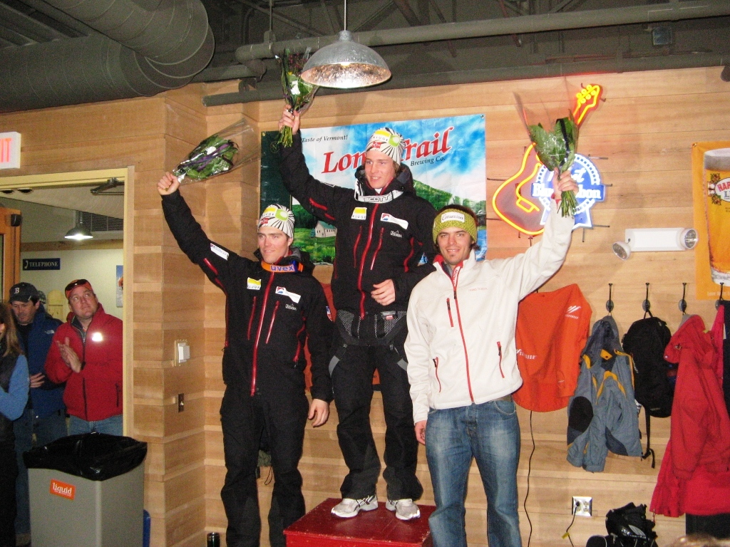 7_First podium