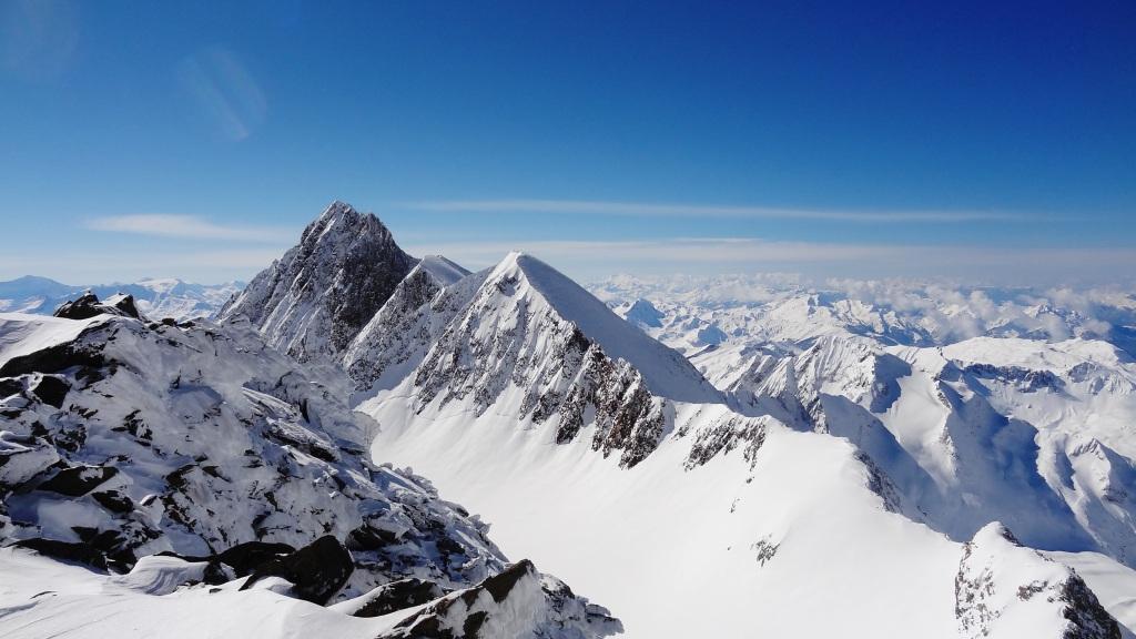 aiguille glacier