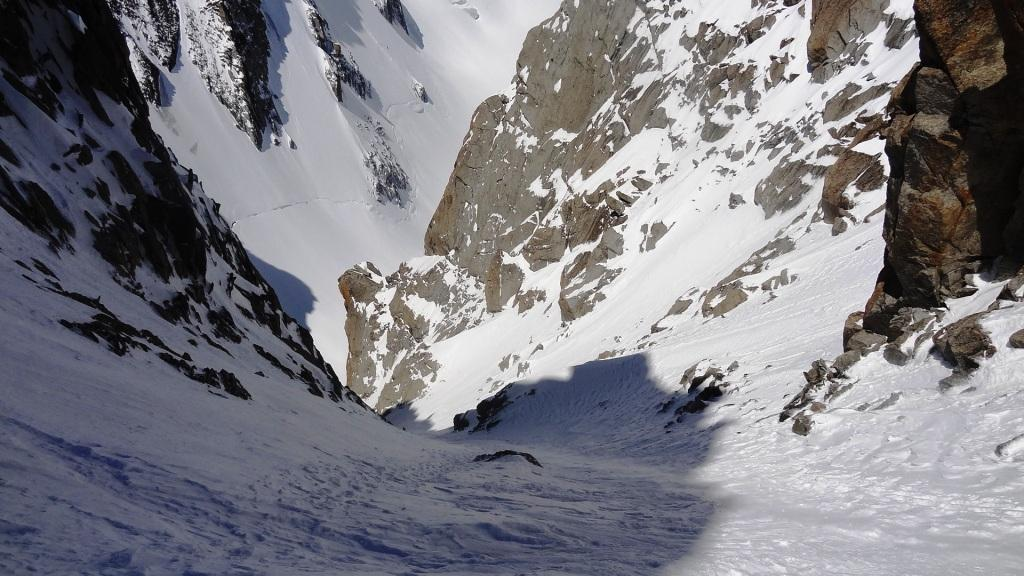 top couloir