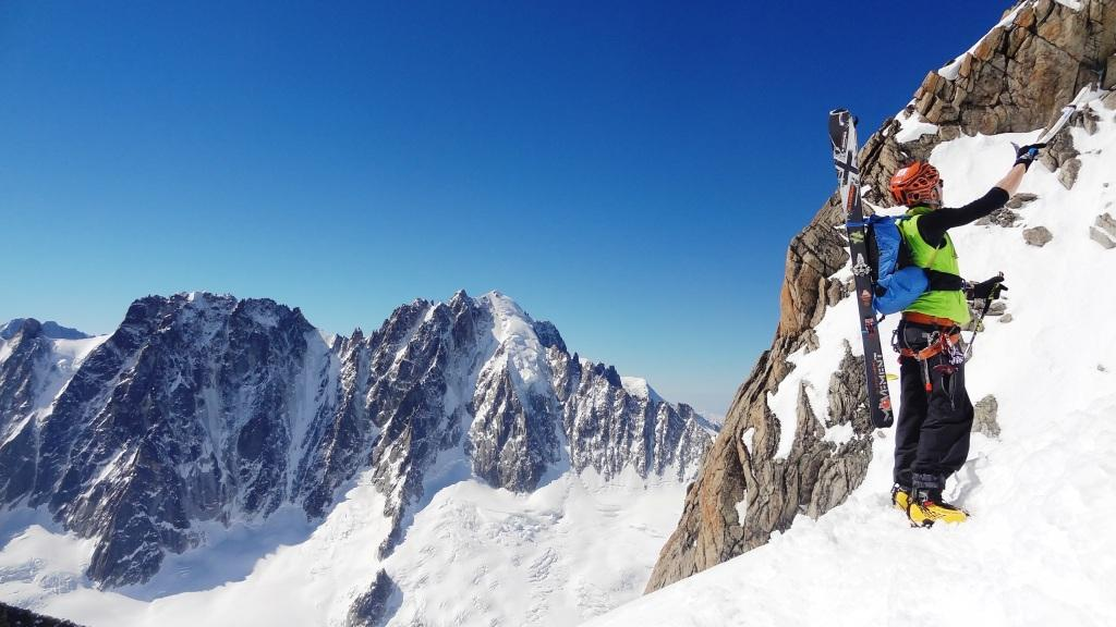 remontee couloir 2