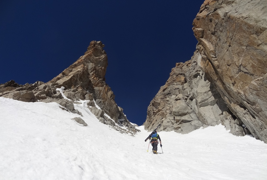 remontee couloir