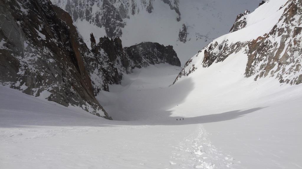 5 derniere pente glacier du milieu