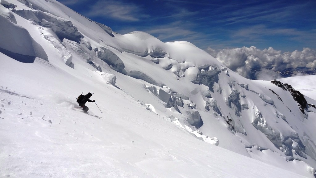 9 gillou face nord mont blanc