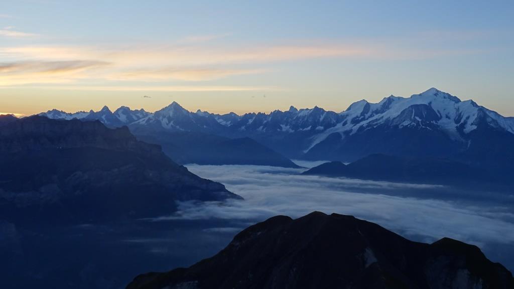 5 vue mont blanc