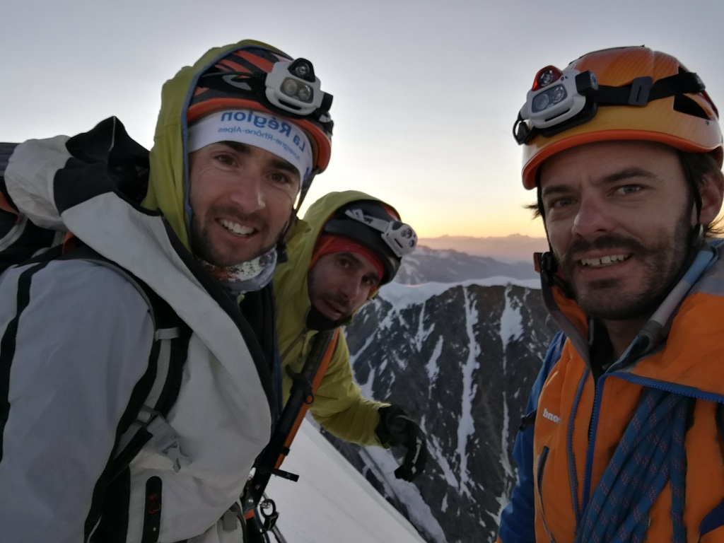 25a integrale tricot bionnassay mont blanc