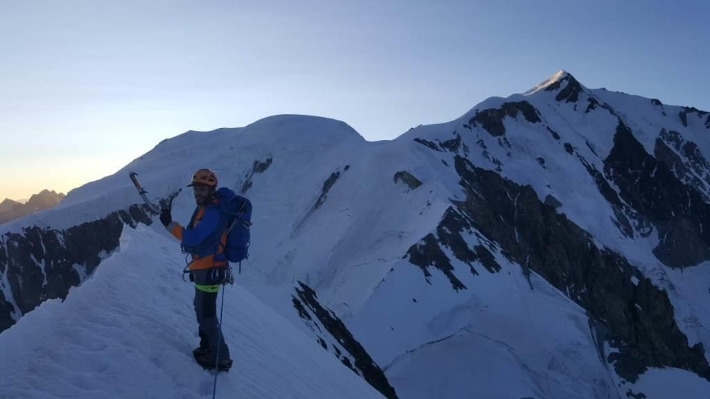 27a integrale tricot bionnassay mont blanc