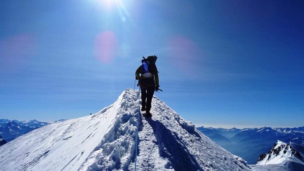33 integrale tricot bionnassay mont blanc