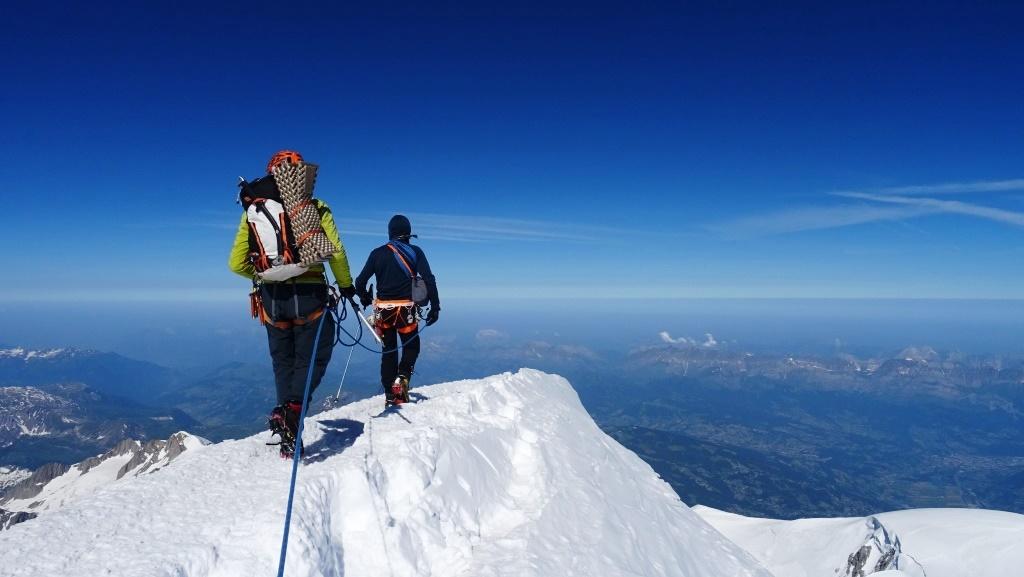 34 integrale tricot bionnassay mont blanc